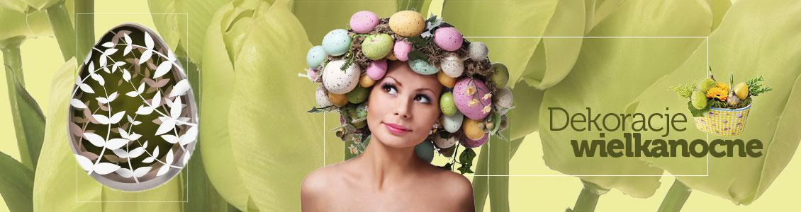 Baner Kategorii Wielkanoc