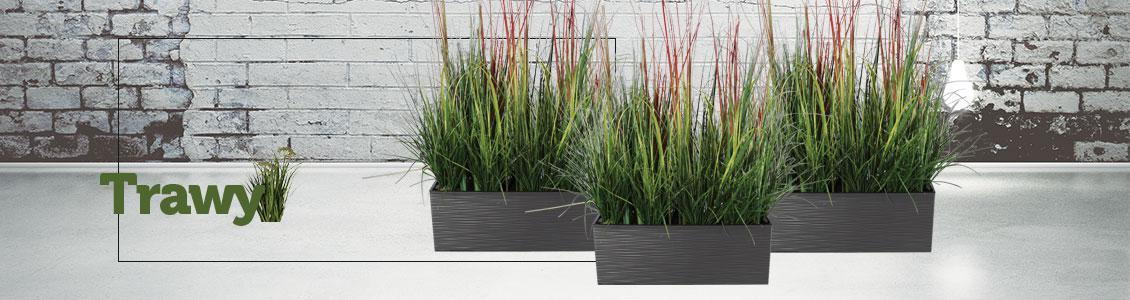 Baner - Sztuczne trawy