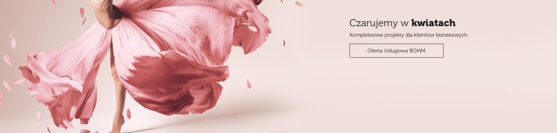 BOMM - Czarujemy w kwiatach