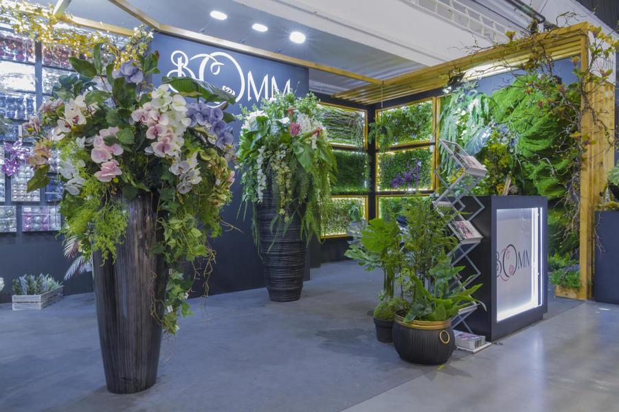 kompozycje kwiatowe od Bomm