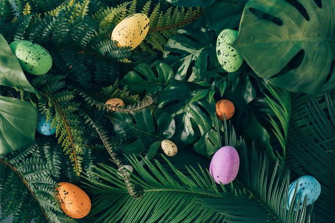 10 trendów dekoracyjnych na Wielkanoc 2021