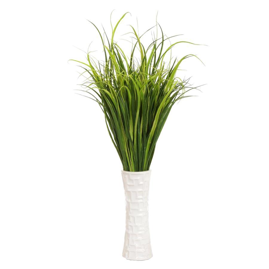 Sztuczna dekoracyjna zielona trawa