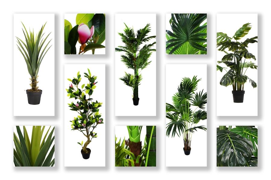 Przepiękne nowości - sztuczne drzewa