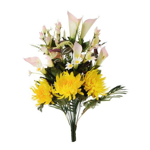 Kwiaty letnie bukiet