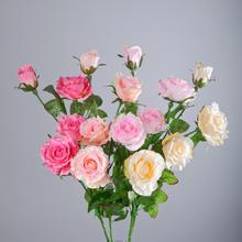 Róża - gałązka x4 (GK201)