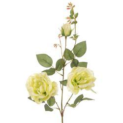 Róża - gałązka satyna (K139)