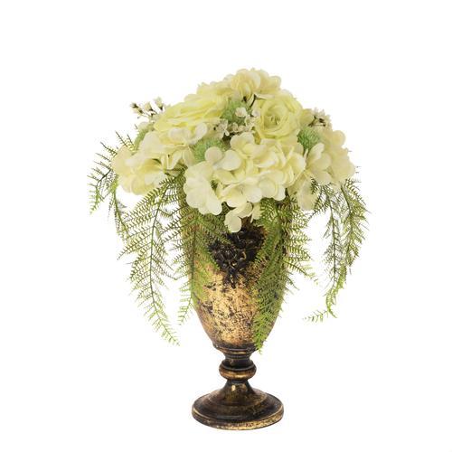 Wiosenne kompozycje kwiatowe na cmentarz