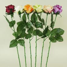 Róża w pąku - gałązka (K223)