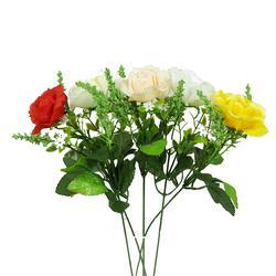 Róża pik z dekoracją - gałązka (K028)