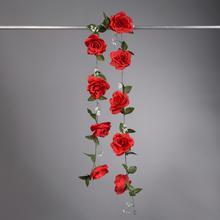 Róża - girlanda (B018)