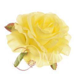 Róża rozwinięta-główka (W687)
