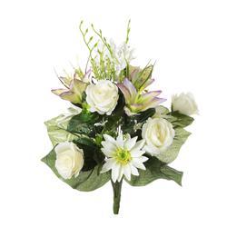 róża/lilia/rumianek (U157)